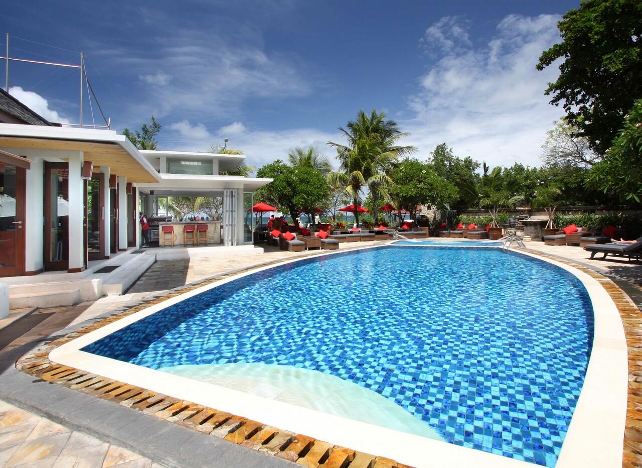 巴厘岛木屋酒店