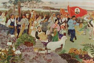 朝鲜美术博物馆_旅游景点图片