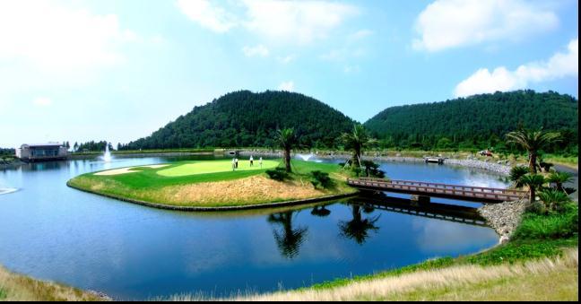 济州岛吾罗高尔夫球场