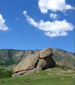 蒙古旅游景点