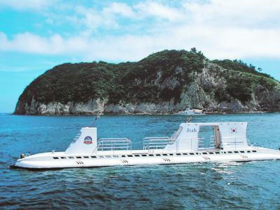 西归浦潜水艇